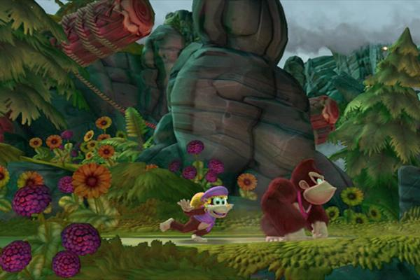 New Donkey Kong Free Hd Wallpaper For Android Apk Download