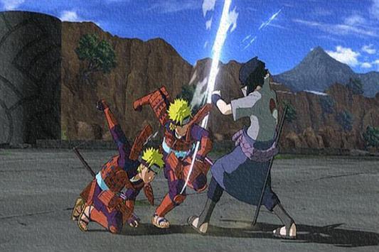 Naruto Shippudent; Ninja Strom 4 Free HD Walpaper screenshot 2