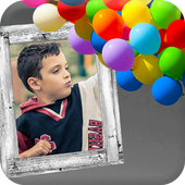 Color Splash Photo Frames icon