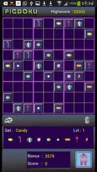 Picdoku - Picture Sudoku Game apk screenshot