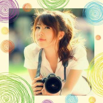 Girly Pics Photo Frames poster