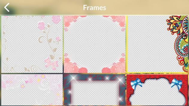 Girly Pics Photo Frames apk screenshot