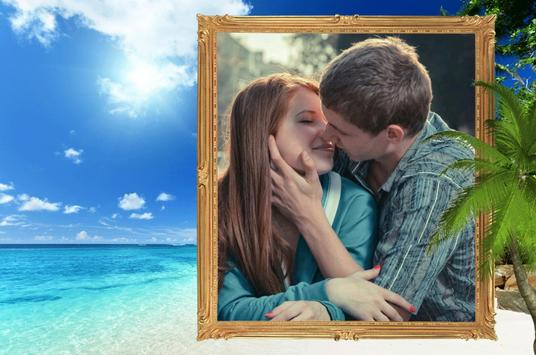 Island Beach Photo Frames apk screenshot