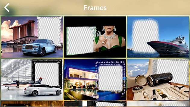 Luxury Photo Frames screenshot 5