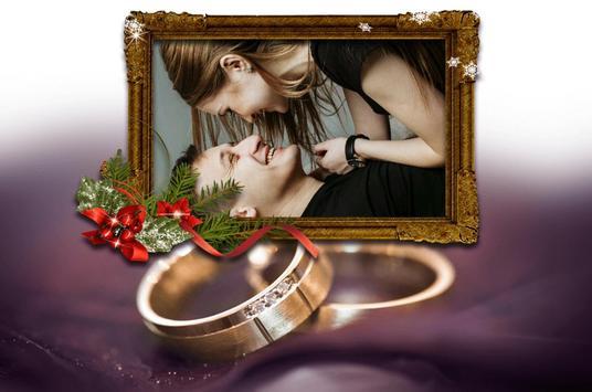 Romantic Couple Photo Frames screenshot 1