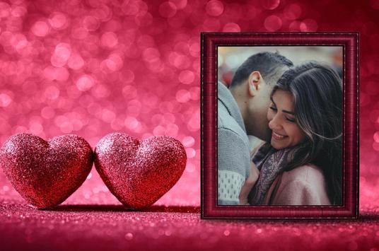 Romantic Couple Photo Frames screenshot 2