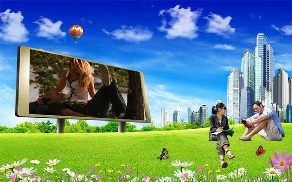 Miracle Fun Frames On Hoarding apk screenshot