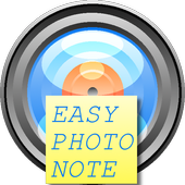 Easy Photo Note fast notes icon