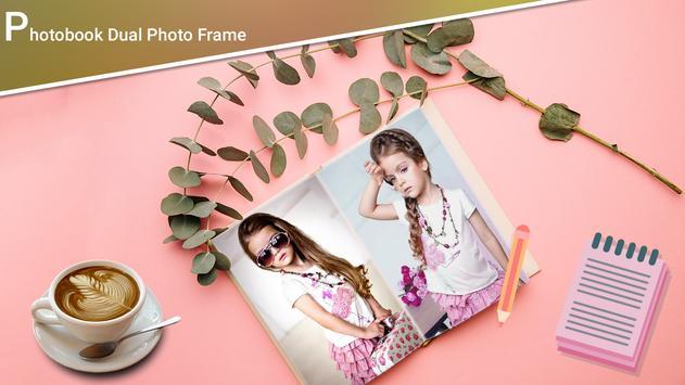 Photobook Dual Photo Frames screenshot 1