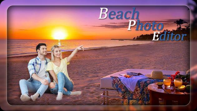 Beach Photo Editor - Beach Photo Frames screenshot 3