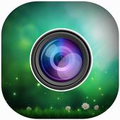 DSLR Camera:Focus On Photo icon