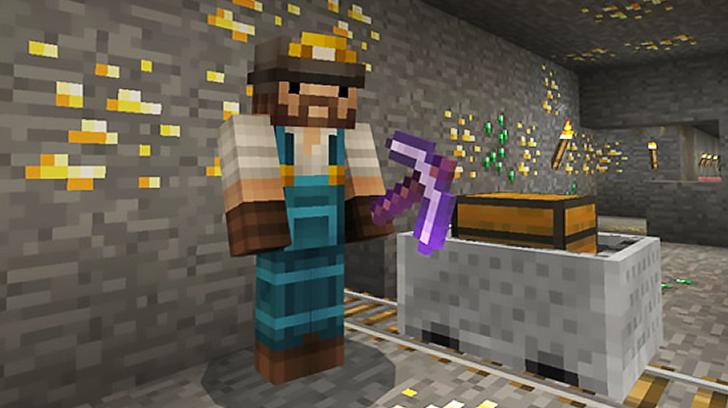 pickaxe mod for minecraft for Android - APK Download
