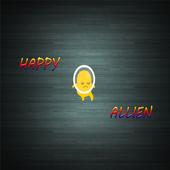 Happy Alien icon