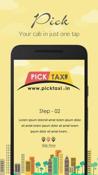 Pick Taxi screenshot 1