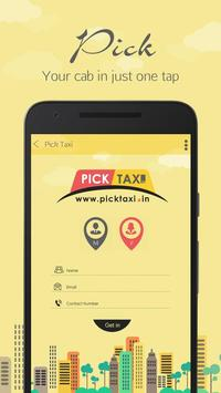Pick Taxi screenshot 2
