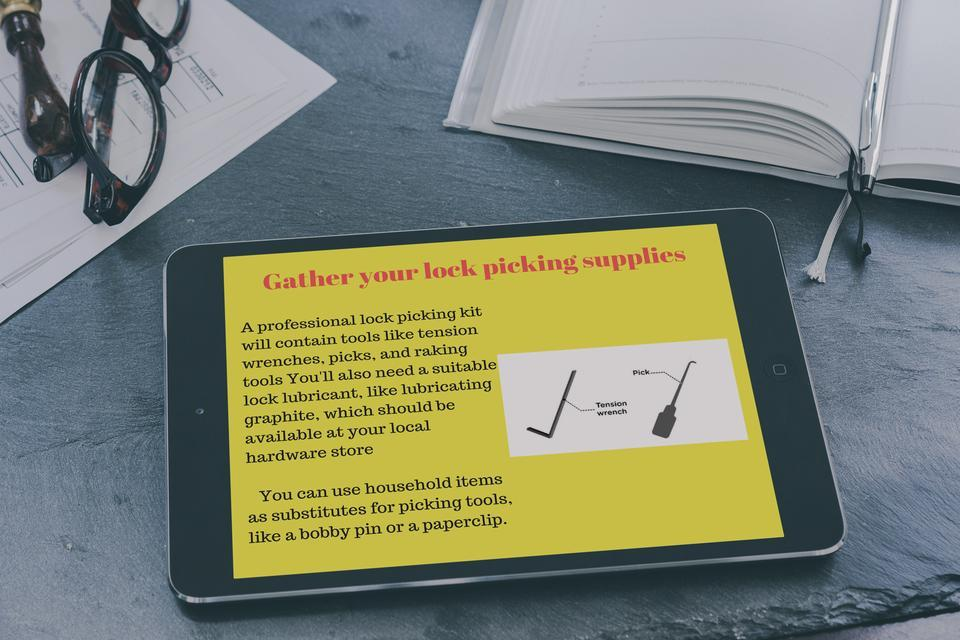 Pick Lock for Android - APK Download