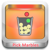 Pick Marbles icon