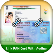 Link Aadhar With PAN icon