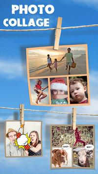Photo Collage - Photo Grid poster
