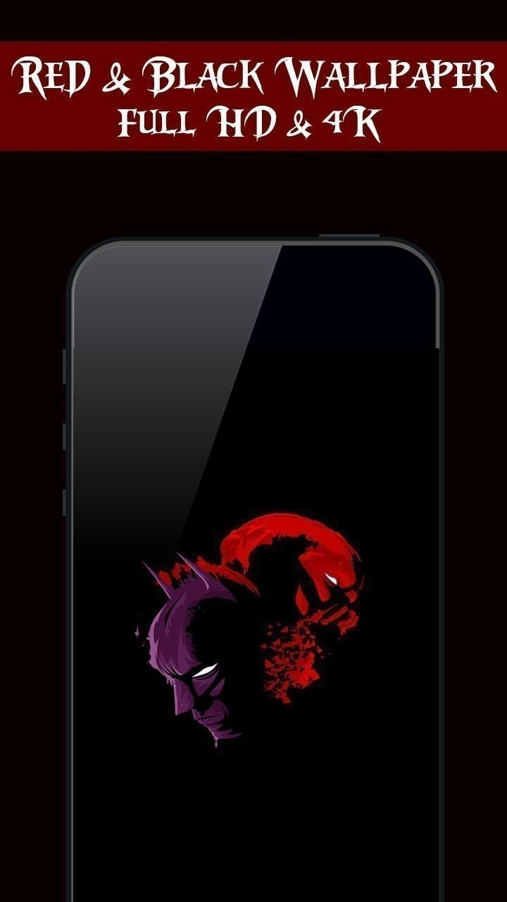 Black And Red Wallpaper For Android Apk Download