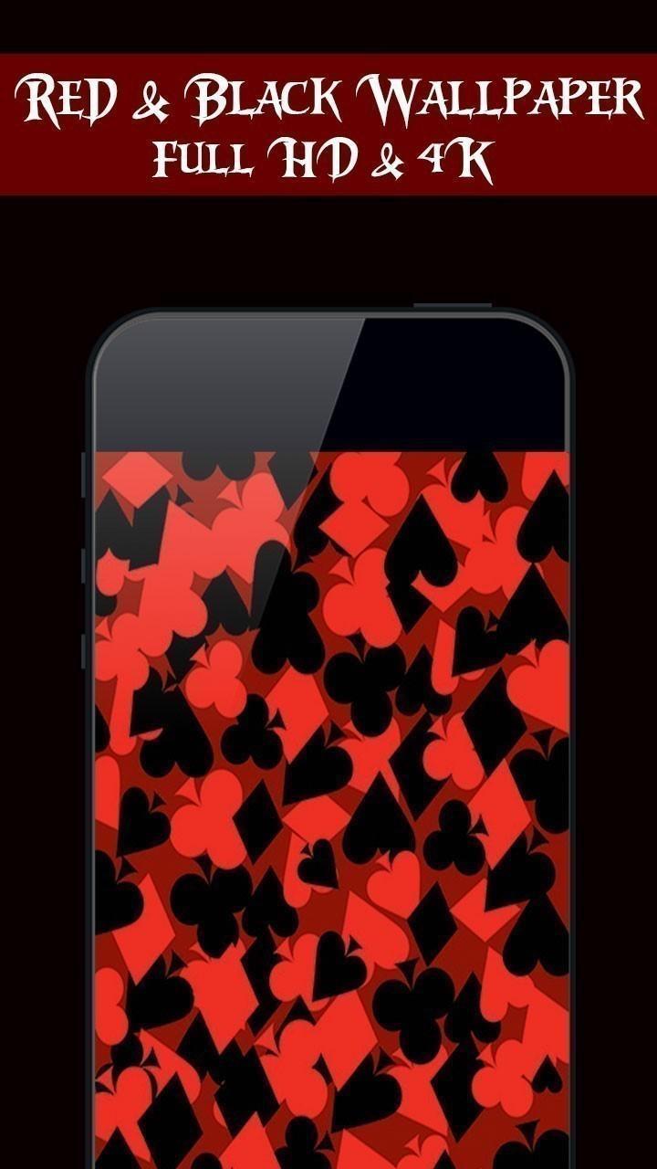 Unduh 500 Wallpaper Hd Android Black Red HD Terbaik