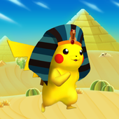 Super Pikachu Pharaoh World icon