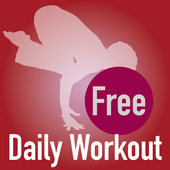 Free Daily Workout icon