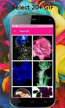 Rose GIF Collection screenshot 1