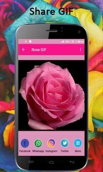 Rose GIF Collection apk screenshot