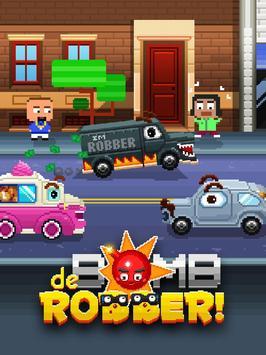 Bomb de Robber poster