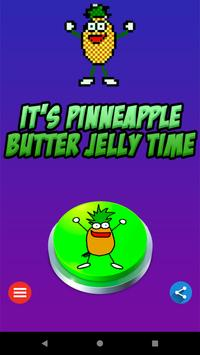 Pinneapple Jelly Button screenshot 1