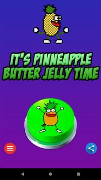 Pinneapple Jelly Button screenshot 2