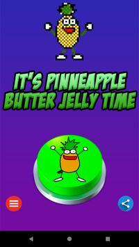 Pinneapple Jelly Button screenshot 4