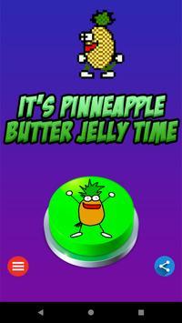 Pinneapple Jelly Button screenshot 6