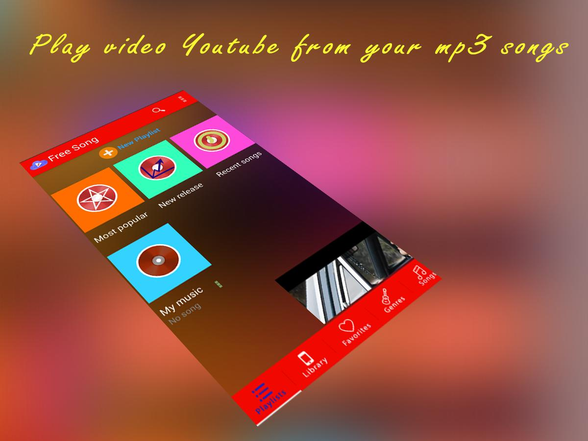 Free Song Tube For Youtube Para Android Apk Baixar