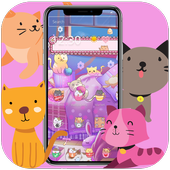 Kitten Lovely Icon Packs icon