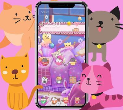 Kitten Lovely Icon Packs screenshot 7