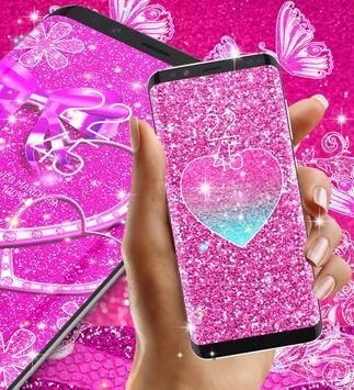 Pink glitter live wallpaper apk download free personalization app pink glitter live wallpaper apk screenshot altavistaventures Gallery