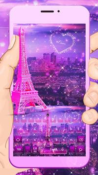 Pink Paris poster