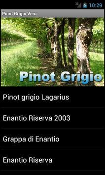 Pinot Grigio Vero apk screenshot
