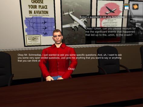 ERAU  Crash Lab apk screenshot