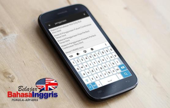Pintar Bahasa Inggris apk screenshot