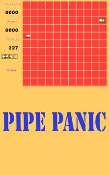 Pipe panic poster