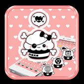 Pirate Cloud Pink Theme icon