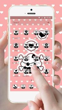 Pirate Cloud Pink Theme screenshot 9