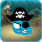 Gumball Pirate Adventure icon