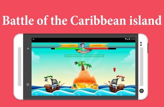 Caribbean Cannonballs apk screenshot