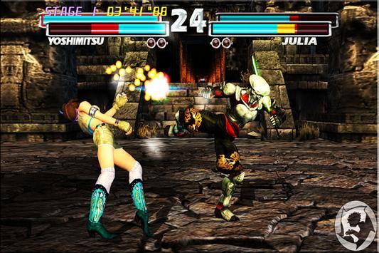 Games Tekken 3 Guide apk screenshot