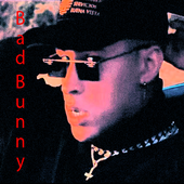 Bad Bunny icon