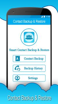 Android 用の Smart Contact Backup Amp Restore Apk をダウンロード